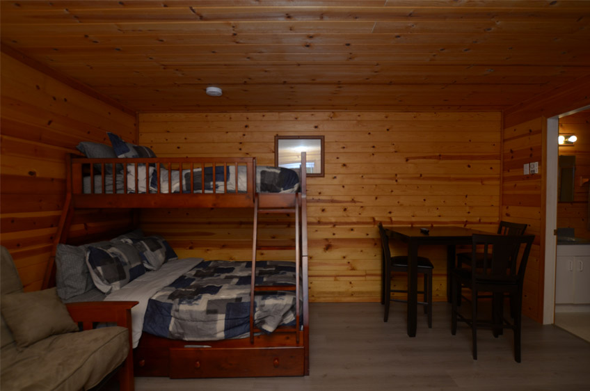 Accommodation interior 7
